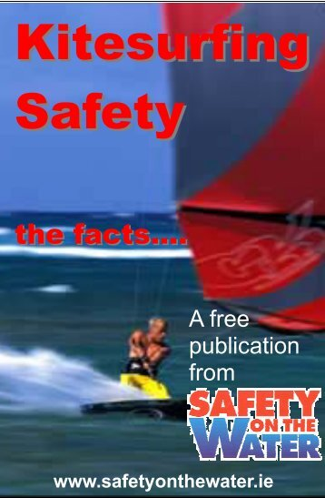 Download our Kitesurfing Safety Booklet in PDF Format