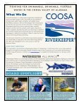Issue 1: Summer 2011 - Coosa Riverkeeper - Page 2