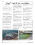 Issue 1: Summer 2011 - Coosa Riverkeeper - Page 6