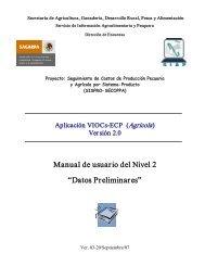 """Manual de usuario del Nivel 2 """"Datos Preliminares"""""""