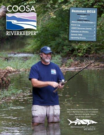 Issue 3: Summer 2012 - Coosa Riverkeeper