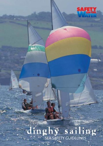 Download our Dinghy Sailing Booklet in PDF Format
