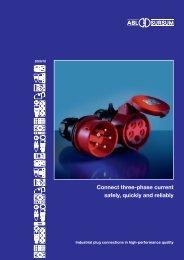Industrial Plug and Sockets - PROVINA