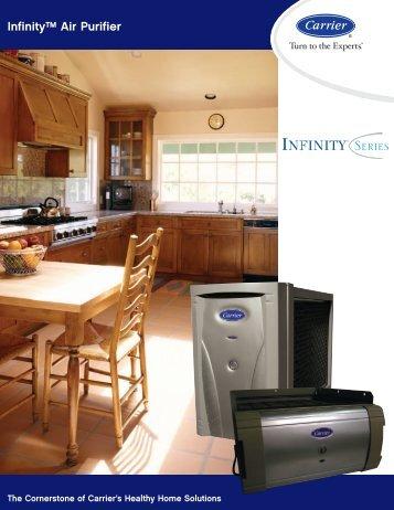 Carrier Infinity™ Air Purifier