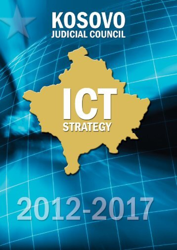 Kosovo ICT strategy for the period 2012 - 2017 Color Draft2:Layout ...