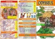 Das Beste vom Lamm Vorspeisen Salate (als ... - Odysseus