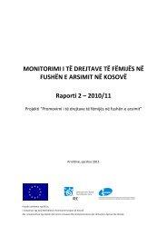 shqipe - Qendra për Arsim e Kosovës