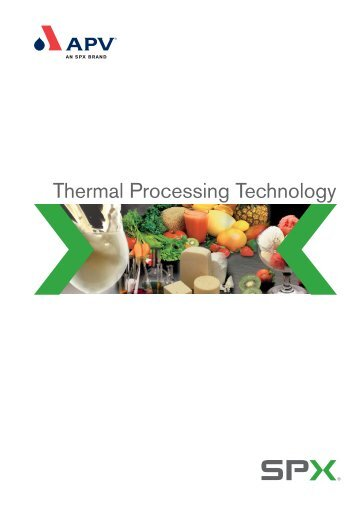 Thermal Processing Technology - Tapflo