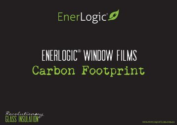 Download Carbon Footprint Presentation - Glasshield