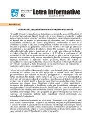 Hulumtimi i marrëdhënieve ndëretnike në Kosovë - Qendra për ...