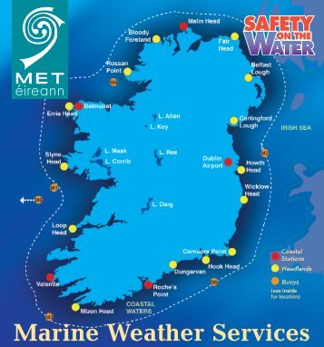 Download our Met Eireann Weather Services Booklet in PDF Format