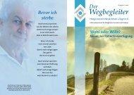 Ausgabe 01-2007 - Hospizverein Neukirchen-Vluyn e.V