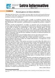 Mars 2007 Barazia gjinore në tekstet shkollore - Qendra për Arsim e ...
