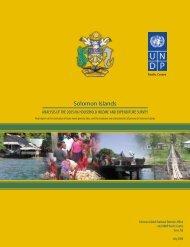 Solomon Islands - Asia & the Pacific