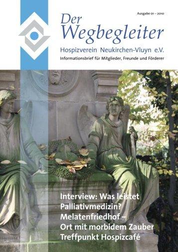 Ausgabe 01-2010, Informationsbrief für Mitglieder, Freunde und ...