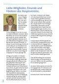 Ausgabe 01-2010, Informationsbrief für Mitglieder, Freunde und ... - Page 2