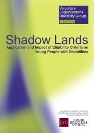 Shadow Lands - VODG