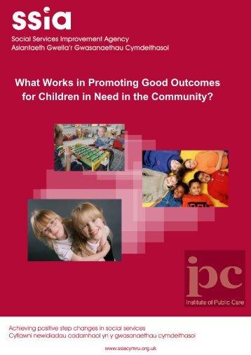 Download full document - Institute of Public Care - Oxford Brookes ...