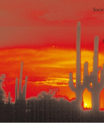 Tucson Program Booklet - Society of Environmental Journalists