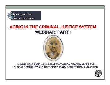 PDF of Presentation Slides - National Organization of Forensic ...