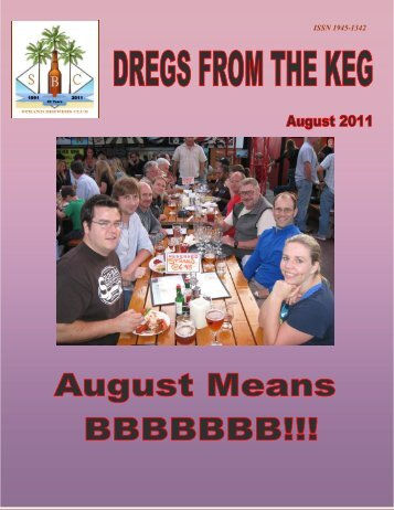 Dregs - Strand Brewers Club