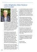 Ausgabe 01-2013, Informationsbrief für Mitglieder, Freunde und ... - Page 2
