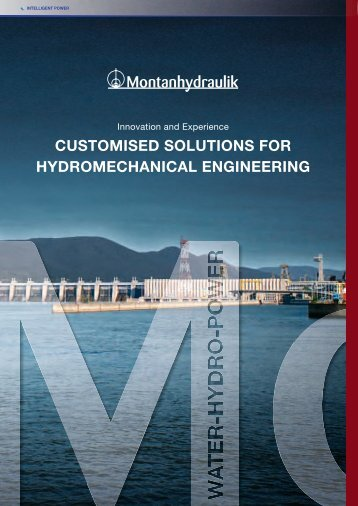 Customised solutions for HydromeCHaniCal engineering - PROVINA