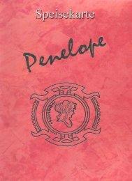 hier - Restaurant Penelope