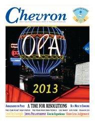 Chevron - Omega Phi Alpha