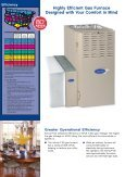 Carrier Infinity 80% - from Armbrust Plumbing Heating and Air ... - Page 5