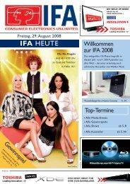 IFA HEUTE