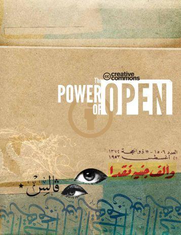 El poder de lo abierto - The Power of Open