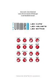 Klicken Sie hier zum runterladen des Katalogs! - LED-Extras ...