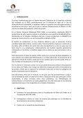 procedimiento para levantamiento, entrega, recepción y validación ... - Page 3