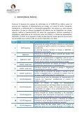 procedimiento para levantamiento, entrega, recepción y validación ... - Page 4