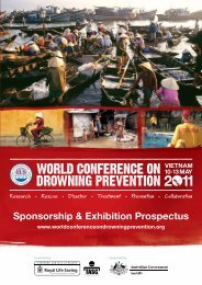Sponsorship & Exhibition Prospectus - World Conference on ...