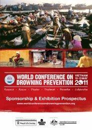 Sponsorship & Exhibition Prospectus - World Conference on ...