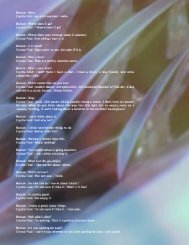 talk | parole | 2012 pdf - seachange