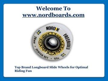 Top Brand Longboard Slide Wheels