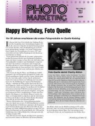 Happy Birthday, Foto Quelle (Fortsetzung von Seite 1)