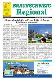 Braunschweig Regional Juli 2015