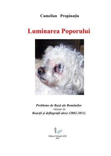 Propinatiu - LUMINAREA POPORULUI