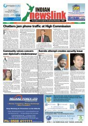 Indian Newslink - July 15 Digital Edition