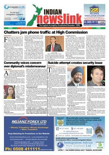 Indian Newslink - July 15 Digital Edition