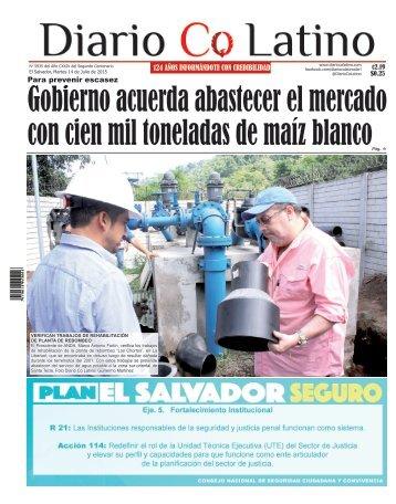Edición 14 de Julio de 2015