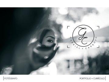 GABRIEL CARDOSO | PORTFOLIO + CURRÍCULO