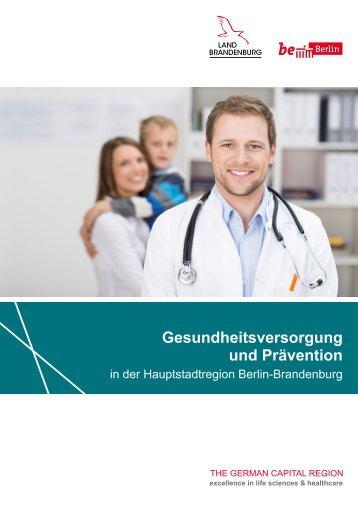 Gesundheitsversorgung und Prävention