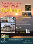 2016 Cochrane Visitor Guide - Alternate Routes - Page 2