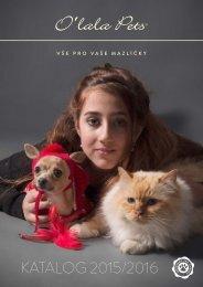 Katalog O'lala Pets 2015/2016 - v2
