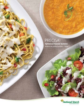 PRECISA® - Dairy Foods Magazine